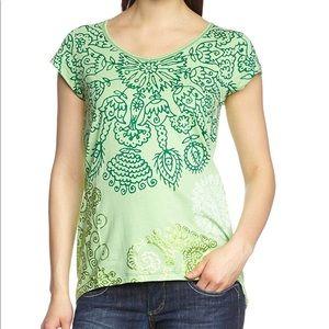 DESIGUAL 31T2540 Short Sleeve T-shirt top M